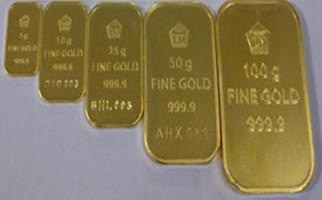 Harga Emas Antam dan UBS di Pegadaian hari ini, Senin, 26 Oktober 2020 - JPNN.com