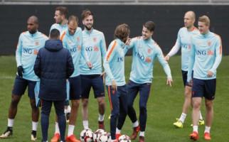 Robben: Belanda Tak Punya Peluang Lagi ke Piala Dunia 2018 - JPNN.com