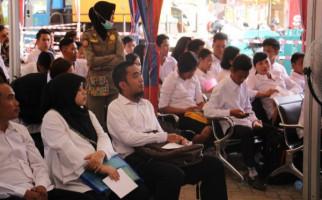 2.679 peserta CPNS Siap Berebut 360 Formasi - JPNN.com