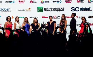 Muguruza dan Pliskova Mulus di Laga Perdana WTA Finals - JPNN.com