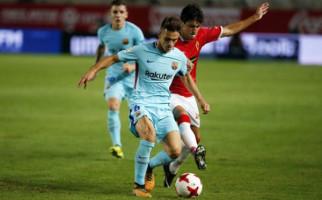 Barcelona Menang Tiga Gol di Kandang Real Murcia - JPNN.com