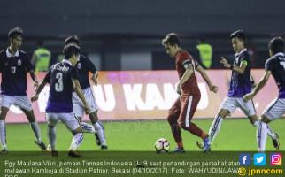 Pesan Penting Egy Maulana Vikri untuk Para Junior di Timnas Indonesia - JPNN.com
