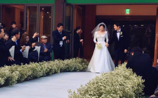 Terkesan SongSong Couple Wedding nan Indah Tapi Sederhana - JPNN.com
