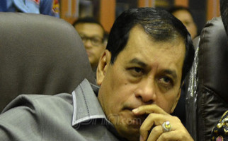 Nurdin Halid Somasi Dirjen Peraturan Perundang-undangan - JPNN.com