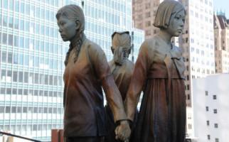 Patung Jugun Ianfu Berdiri di San Francisco, Jepang Sewot - JPNN.com