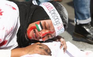 Aksi Bela Palestina Hari Ini, Target 5 Juta Massa - JPNN.com