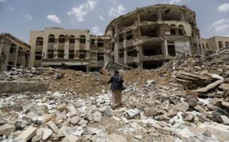 Bombardir Permukiman Sipil, Militer Arab Saudi Kembali Bunuh Bocah Yaman - JPNN.com