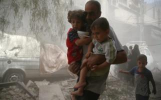 Ghouta Timur Akhirnya Jatuh ke Tangan Assad - JPNN.com