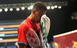 Aduh, Tommy! Juara di Thailand, Rontok di Malaysia - JPNN.com