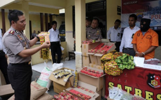 Pabrik Jamu Palsu Omzet Rp 300 Juta, Ada Obat Perangsang - JPNN.com