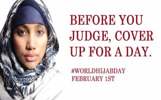 World Hijab Day: Ketika Non-Muslim Diajak Berjilbab Sehari - JPNN.com