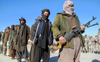 Ninja Taliban Bantai 16 Prajurit Afghanistan - JPNN.com