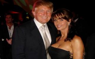 Kepincut Abis, Model Playboy Rela Jadi Simpanan Donald Trump - JPNN.com