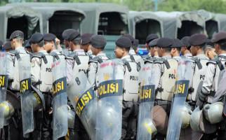 Anggota Polri di Kota Bekasi kok Makin Menyusut? - JPNN.com