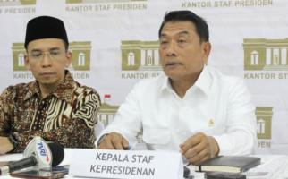 Jenderal Moeldoko Bertemu Gubernur NTB Zainul Majdi, Hmm.. - JPNN.com
