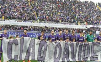 Fiorentina Persembahkan Victory buat Astori - JPNN.com
