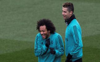 Demi Liga Champions, Madrid Simpan 5 Pemain Lawan Las Palmas - JPNN.com