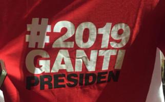 Prabowo Kalah, Kaus 2019 Ganti Presiden Masih Dijual - JPNN.com