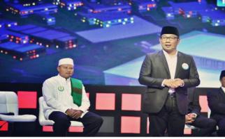 Ridwan Kamil Awali Paparkan Visi Misi Dengan Bahasa Isyarat - JPNN.com