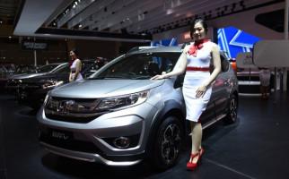 Honda BR-V 2018 Segar dan Sistem Audio Mengambang - JPNN.com