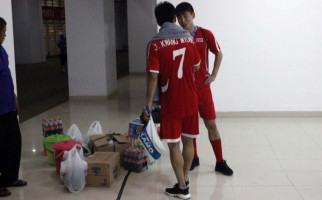 Pemain Timnas U-23 Korut, Misterius dan Sering Mengejutkan - JPNN.com