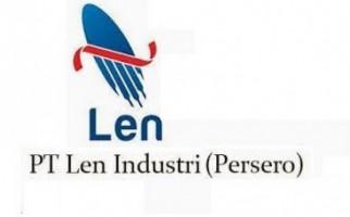 Len Industri Raih Pendapatan Rp 4,2 Triliun - JPNN.com