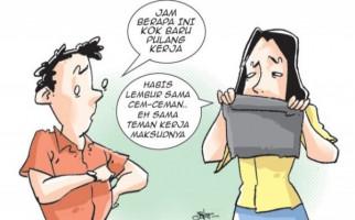 Suami Pergoki Istri Dipanggil Sayang sama Bosnya, Pilu - JPNN.com