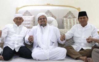 Ada Kasus Habib Rizieq di Kontrak Politik Diteken Prabowo - JPNN.com