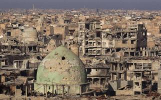 10 Bulan Setelah ISIS Pergi, Mayat Berserakan di Mana-Mana - JPNN.com