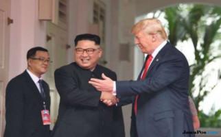 Kim Jong Un Muncul Lagi, Donald Trump Bilang Begini - JPNN.com