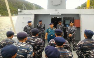 TNI AL Gelar Operasi Petir Mandau untuk Pengamanan ALKI III - JPNN.com