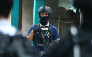 Teroris Nyambi Jual Makaroni Dibekuk di Riau - JPNN.com