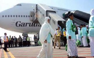 Hamdalah, Kloter Pertama Jemaah Calhaj RI Sudah Tiba di Madinah - JPNN.com