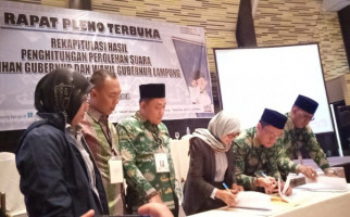 Raih 37,78 Persen, Arinal - Nunik Menangi Pilkada Lampung - JPNN.com