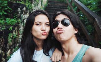 Terlihat Bersama Lagi, Marsha Aruan dan El Rumi Balikan? - JPNN.com