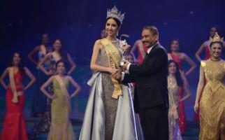 Nadia Purwoko Berhasil Rebut Gelar Miss Grand Indonesia 2018 - JPNN.com