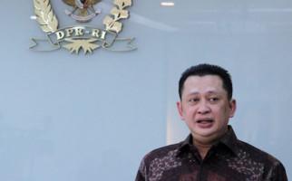 Pantun Bamsoet soal Jatah Menteri Kabinet Jokowi - JPNN.com