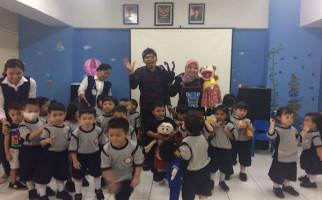 Literasi Media dan Dongeng Sangat Penting Bagi Anak-anak - JPNN.com