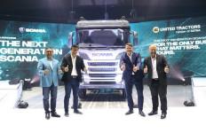 Jajaran Scania NTG Menyapa Mitra Usaha Indonesia - JPNN.com