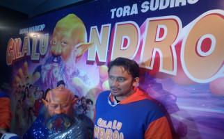 Alasan Wajib Nonton Film Gila Lu Ndro! Versi Tora Sudiro - JPNN.com