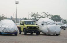 Suzuki Jimny 2018 Sudah Mendarat di GIIAS 2018 - JPNN.com