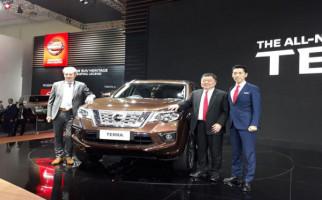 Perbandingan Harga Nissan Terra, Pajero Sport dan Fortuner - JPNN.com