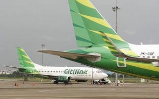 HUT TNI ke-74 Tahun, Sebanyak 128 Penerbangan Citilink Indonesia Dialihkan - JPNN.com