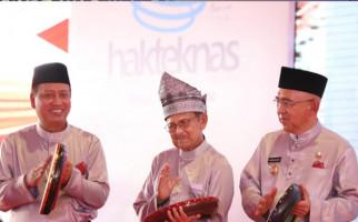 Daftar Capres, Jokowi Absen di Acara Peringatan Hakteknas - JPNN.com