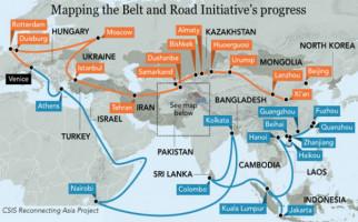 18 Negara Arab Sepakati Kerja Sama Infrastruktur dengan Tiongkok - JPNN.com