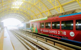 Benarkah Minat Pengguna LRT Sumsel Menurun? - JPNN.com