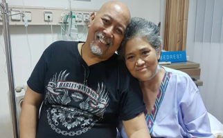 Kenang Ultah Mendiang Istri, Indro Warkop: Tungguin Gue Ya - JPNN.com