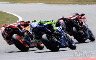 Hujan dan Petir Paksa FP3 MotoGP, Moto2 dan Moto3 Seri Amerika Batal - JPNN.com
