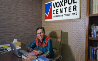 Survei Terbaru Voxpol, Mahyeldi - Audy Calon Pemimpin Paling Sederhana - JPNN.com