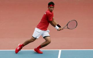 Mengintip Persiapan Timnas Tenis Jelang SEA Games 2019 - JPNN.com